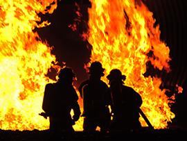 Verhaltenstipps: Feuer