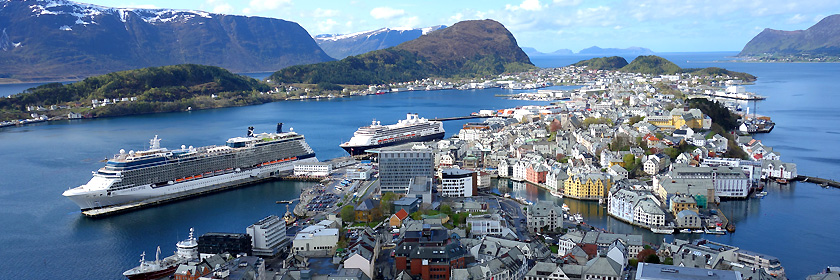 Nordsee - Norwegen