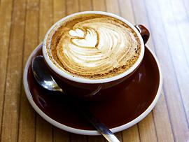 Cappuccino nur zum Frühstück (Colazione)