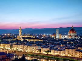 Die Toskana – Hauptstadt Florenz