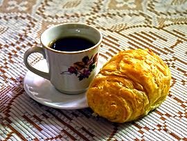 Frühstück - Griechenland