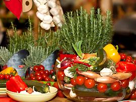 Spanische Küche – mediterrane Zutaten