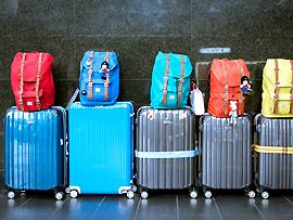 Reisegepäck – Gepäckinformationen der Airline beachten