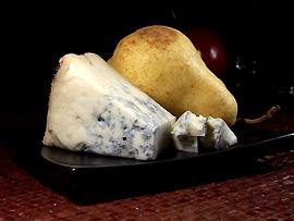 Gorgonzola – Blauschimmelkäse