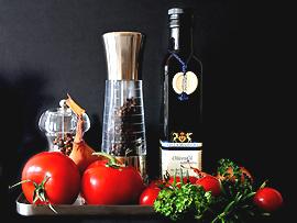 Italienische Küche – mediterrane Zutaten