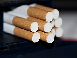 Abgabenfreie Reisefreimengen von Tabakwaren und Tabakprodukten aus Staaten außerhalb der Europäischen Union in Irland