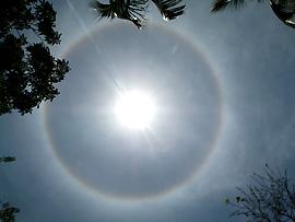 Die Sonneneinwirkung nicht unterschätzen und Sonnencreme auftragen