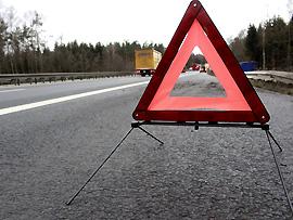 Mitführpflicht im Fahrzeug (Kfz) – Warndreieck
