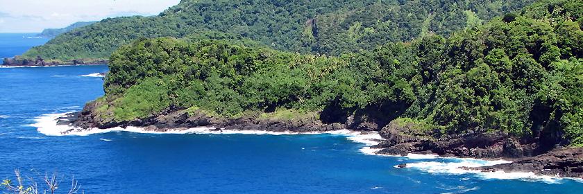 Einreisebestimmungen für das Territorium Amerikanisch-Samoa (Außengebiet der USA im südpazifischen Ozean)