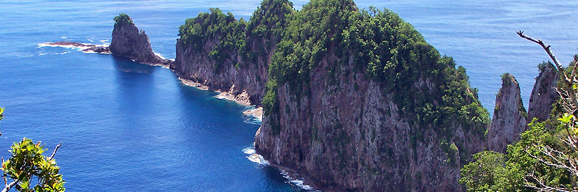 Reiseinformationen für das Territorium Amerikanisch-Samoa (Außengebiet der USA im südpazifischen Ozean)