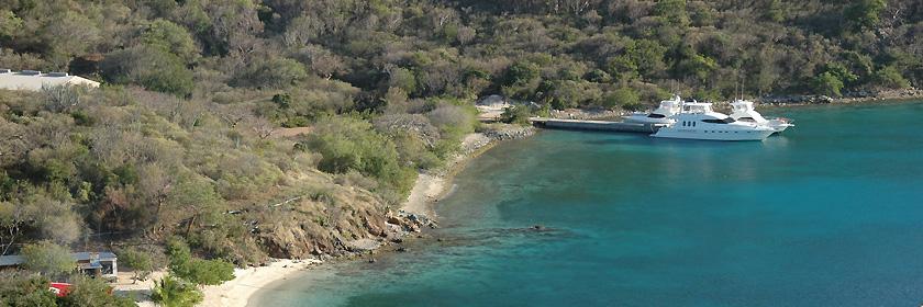 Reiseinformationen für die Amerikanischen Jungferninseln (Außengebiet der USA in der Karibik)