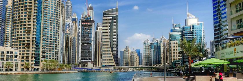 Reiseinformationen für die Vereinigten Arabischen Emirate