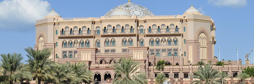 Reisen mit dem Auto (Pkw) in die Vereinigten Arabischen Emirate