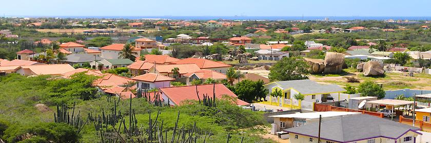 Reiseinformationen für Aruba (überseeischer autonomer Teil des Königreichs der Niederlande)