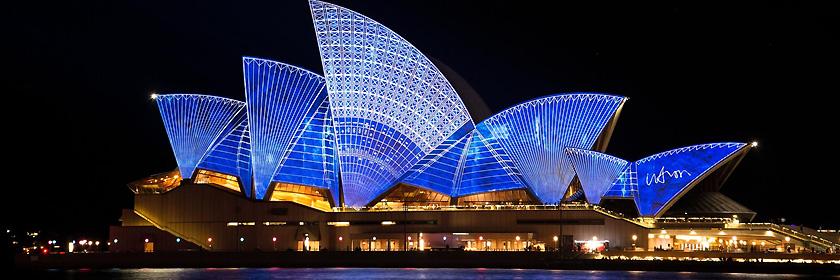 Reiseinformationen für Australien