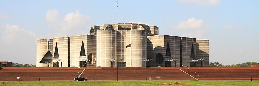 Reiseinformationen für die Volksrepublik Bangladesch