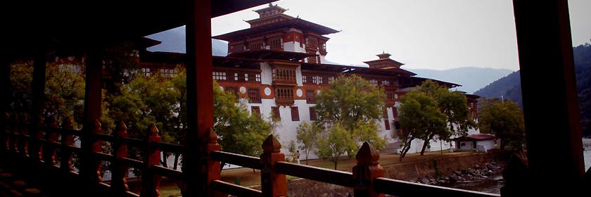 Reiseinformationen für das Königreich Bhutan
