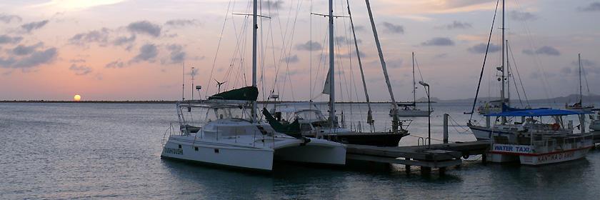 Reiseinformationen für Bonaire (besondere Gemeinde im karibischen Teil des Königreichs der Niederlande)