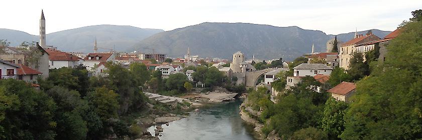 Reiseinformationen für Bosnien und Herzegowina