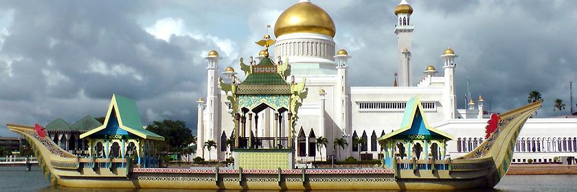 Reiseinformationen für Brunei Darussalam