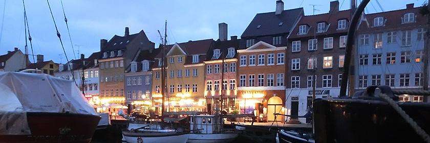 Reiseinformationen für das Königreich Dänemark