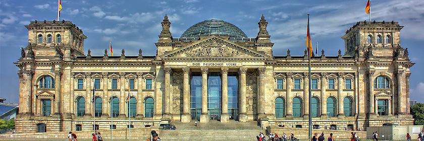 Reiseinformationen für die Bundesrepublik Deutschland