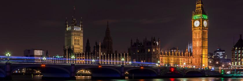 Reiseinformationen für das Vereinigte Königreich Großbritannien und Nordirland
