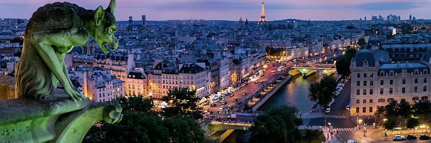 Reiseinformationen für die Republik Frankreich