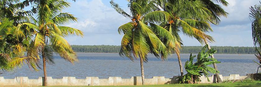 Reiseinformationen für das Departement Guayana (Französisch-Guayana - Übersee-Departement der Republik Frankreich)