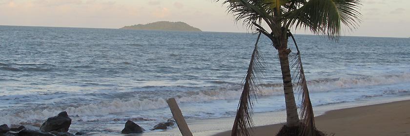Notruf und Auslandsvertretungen für das Departement Guayana (Französisch-Guayana - Übersee-Departement der Republik Frankreich)