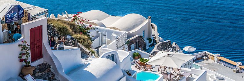 Reiseinformationen für die Hellenische Republik - Griechenland