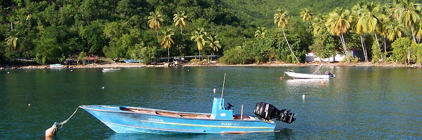 Reiseinformationen für das Departement Guadeloupe (Übersee-Region der Republik Frankreich)