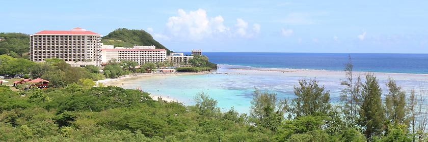 Reiseinformationen für das Territorium Guam (Außengebiet der USA im westpazifischen Ozean)