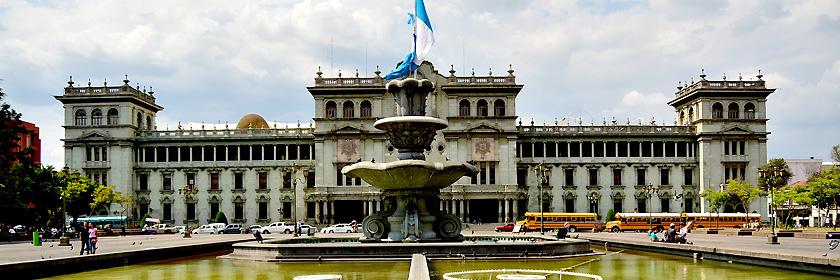 Reiseinformationen für die Republik Guatemala