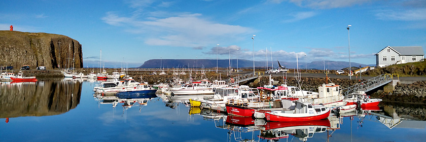 Reiseinformationen für die Republik Island