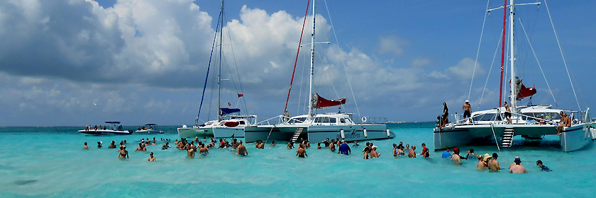 Reiseinformationen für die Kaimaninseln (Cayman Inseln - Britisches Überseegebiet)