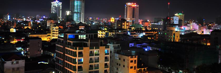 Reiseinformationen für das Königreich Kambodscha