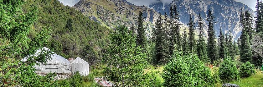 Reiseinformationen für die Republik Kirgisistan