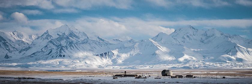 Notruf und Auslandsvertretungen für die Republik Kirgisistan