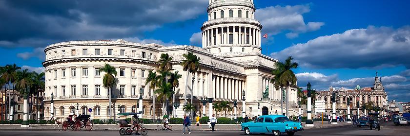 Reiseinformationen für die Republik Kuba