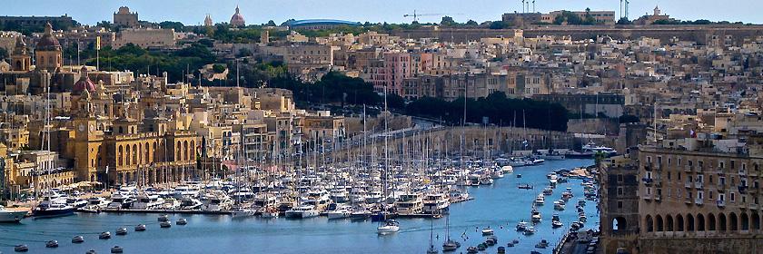 Reiseinformationen für die Republik Malta