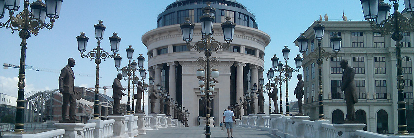 Reiseinformationen für die Republik Mazedonien