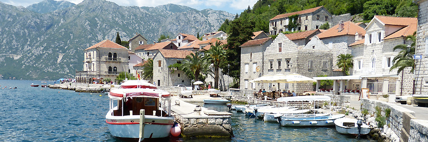 Reiseinformationen für Montenegro