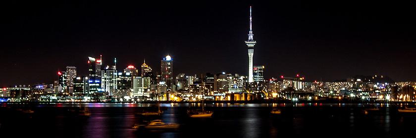 Reiseinformationen für Neuseeland