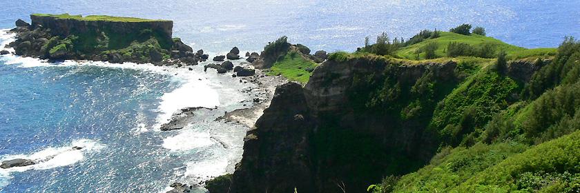 Reiseinformationen für das Commonwealth der Nördlichen Marianen (Außengebiet der USA im Pazifischen Ozean)