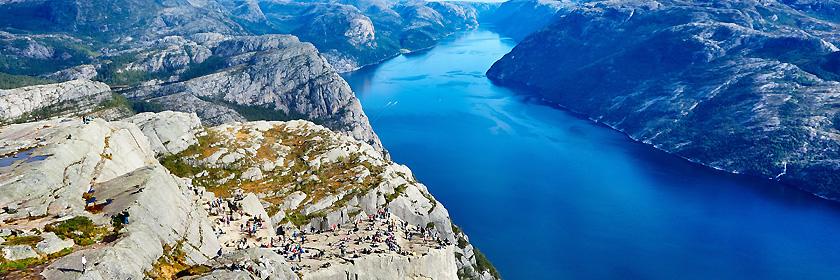 Interessante Fakten aus aller Welt - Königreich Norwegen