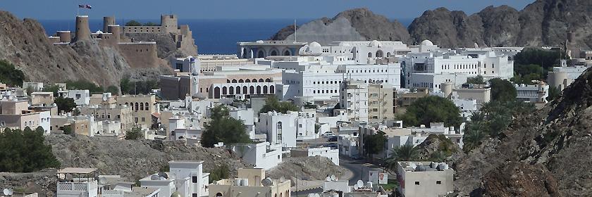 Einreisebestimmungen für das Sultanat Oman