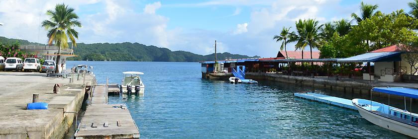 Reiseinformationen für die Republik Palau