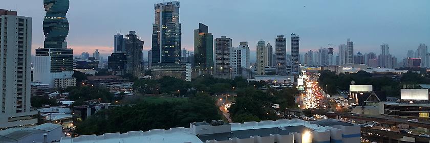 Reiseinformationen für die Republik Panama