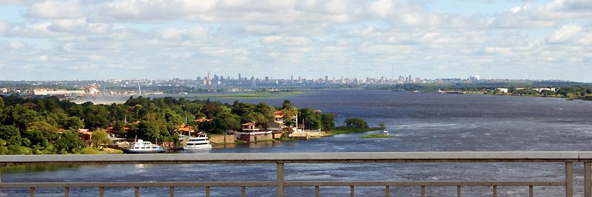 Reiseinformationen für die Republik Paraguay